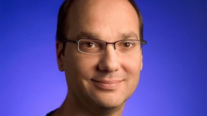 Google Android, Andy Rubin, Rubin