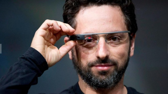 Google, Cyberbrille, Google Glass, Sergey Brin