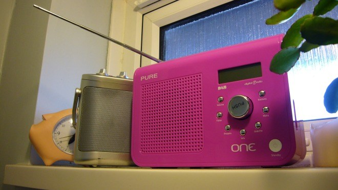 Radio, DAB, Digitales Radio
