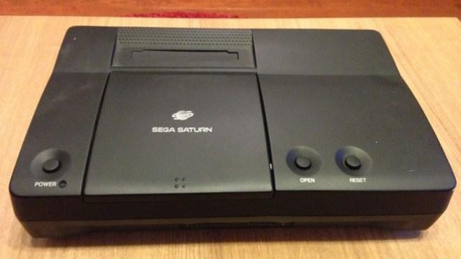 SEGA, Saturn, Sega Konsole, Pluto, Sega Saturn