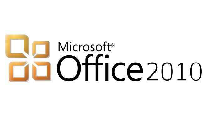 Logo, Office 2010, Verk�ufe
