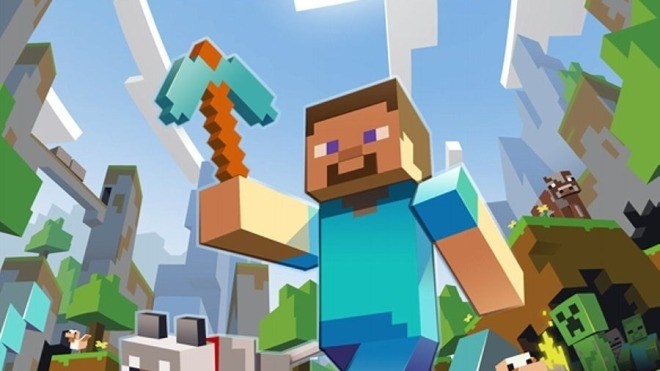Minecraft, mojang, Bl�cke