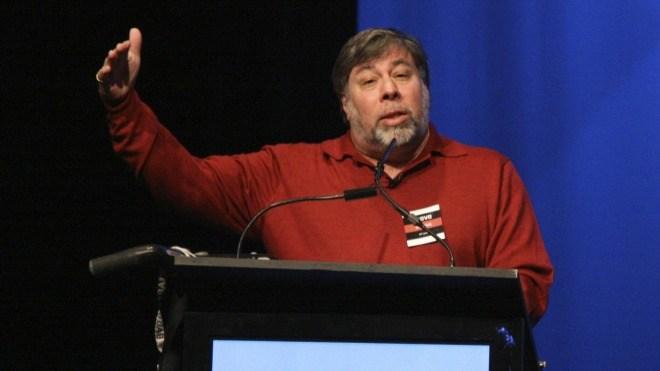Apple, Steve Wozniak, Mitbegr�nder
