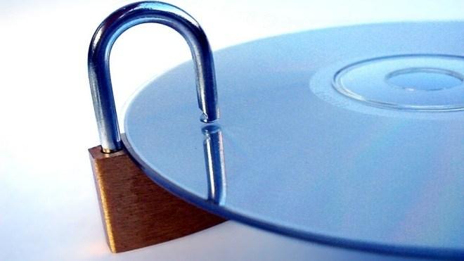 Datenschutz, Cd, schloss