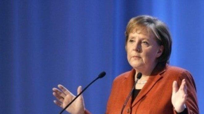 Cdu, Merkel, World Economic Forum