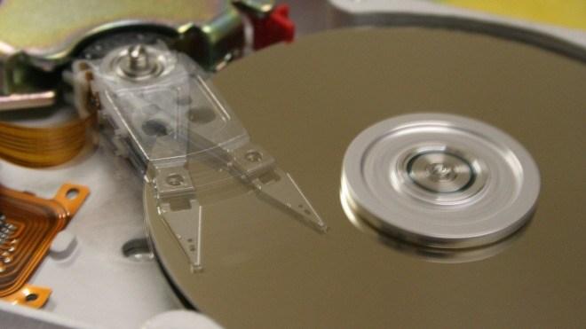 Festplatte, Hdd, Platter