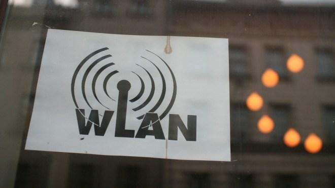 Wlan, WiFi, Hotspot