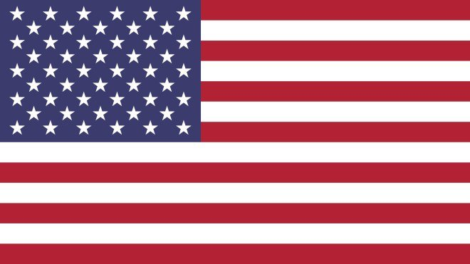 Usa, Flagge, Nationalflagge, Staatsflagge