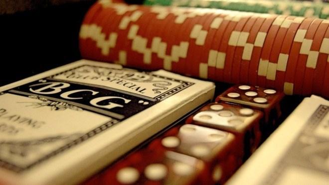 Gl�cksspiel, Las Vegas, Poker