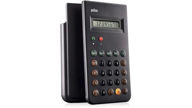 Taschenrechner, Braun, ET66