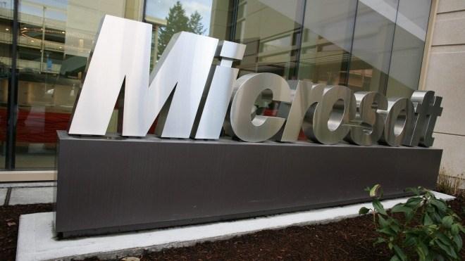 Microsoft, Logo, Headquarter