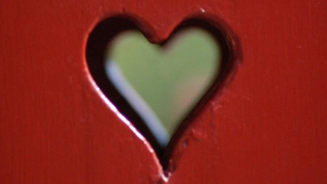 Liebe, Flirt, Herz