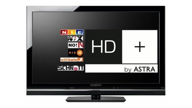 Fernsehen, HD+, Astra