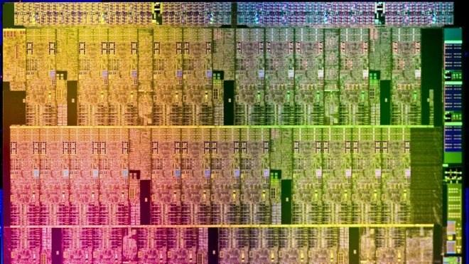 Intel, Chip, Design, Architektur, Mic