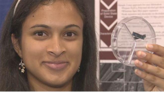 Intel, superkondensator, Eesha Khare