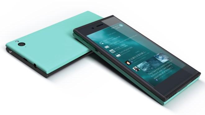 Smartphone, Jolla, Sailfish OS, Jolla Smartphone
