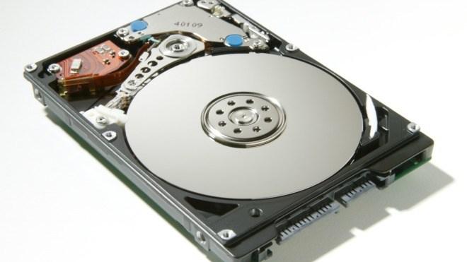 Festplatte, Western Digital, HGST