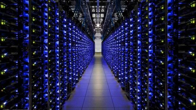 Google, Server, Datenzentrum
