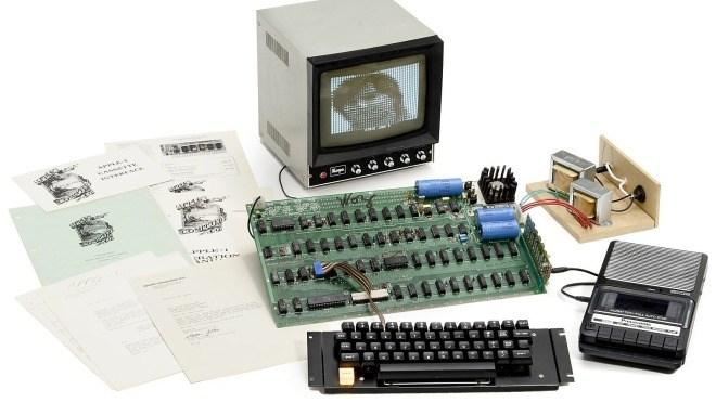 Apple, apple i, Apple Computer I