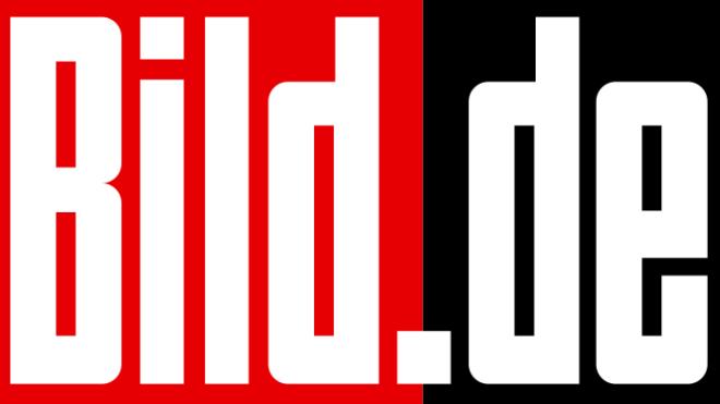 Logo, Bild, Zeitung, Bild.de