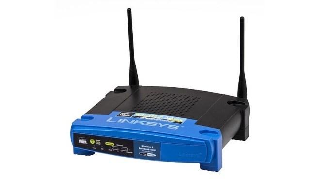 Wlan, Router, Linksys