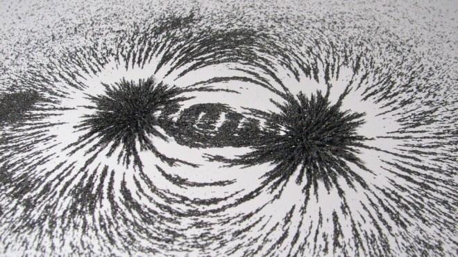 Physik, Magnet, Feld