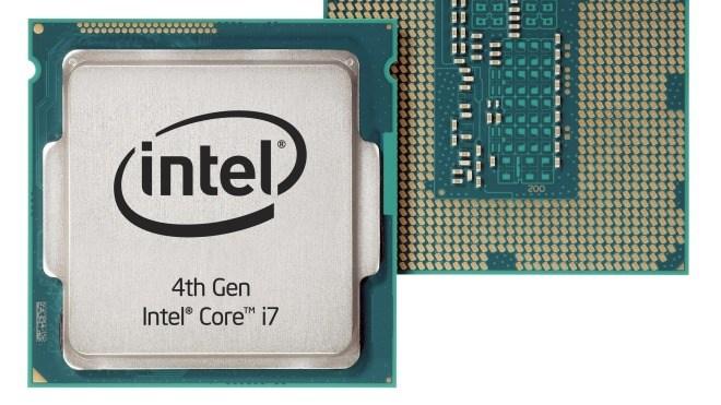 Intel, Intel Core i7, Haswell