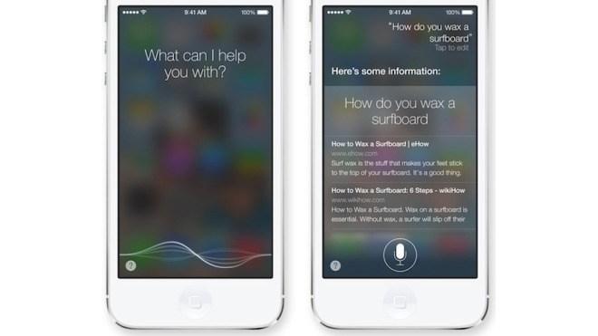 Siri, Apple Siri, Bing Siri