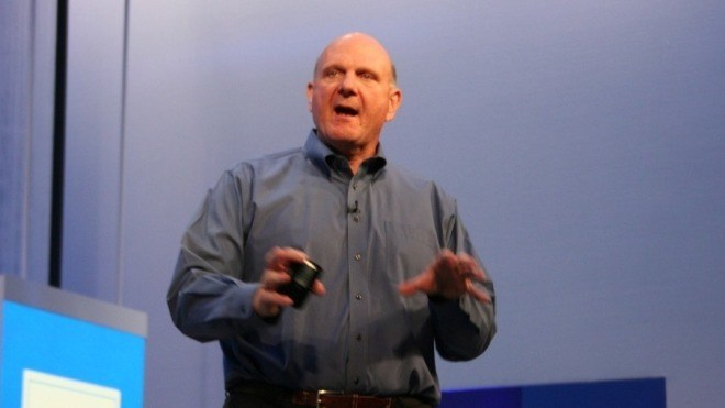 Steve Ballmer, build 2013, Microsoft Build