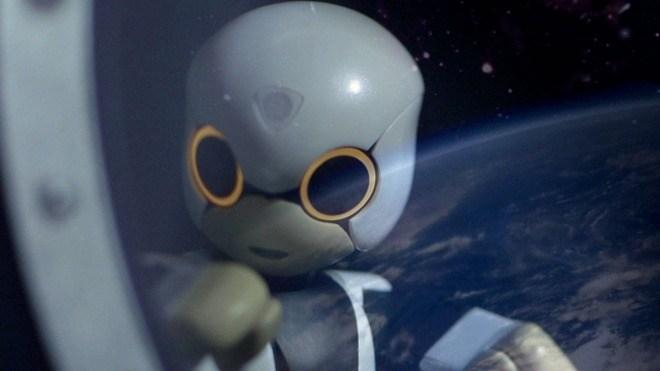 Roboter, Japan, Raumfahrt, JAXA, Kirobo