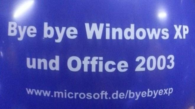 Windows Xp, Support-Ende Windows XP, Bye Bye XP