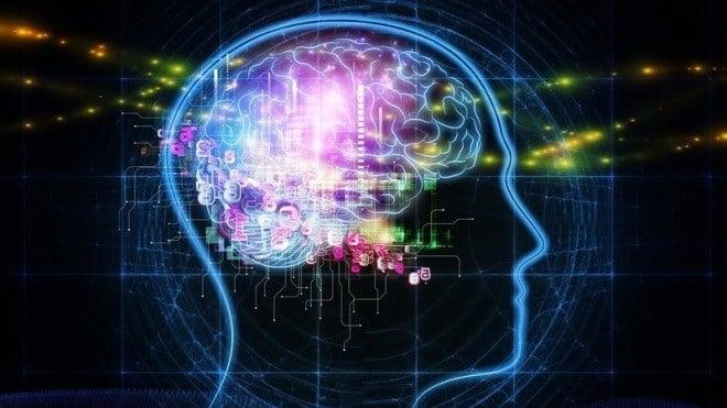 K�nstliche Intelligenz, Ki, Gehirn, Denken, Kopf