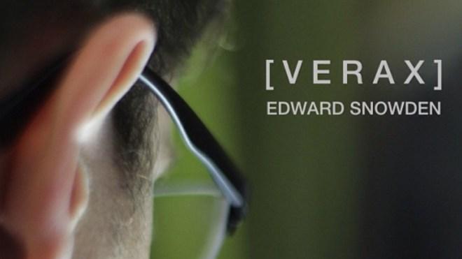 Edward Snowden, Whistleblower, Verax