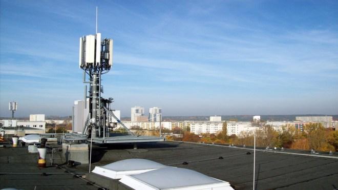 Mobilfunk, Lte, Antenne, Sendemast