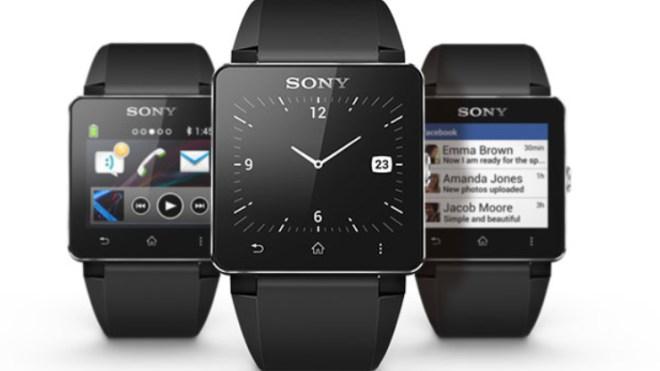 Sony, smartwatch, Uhr