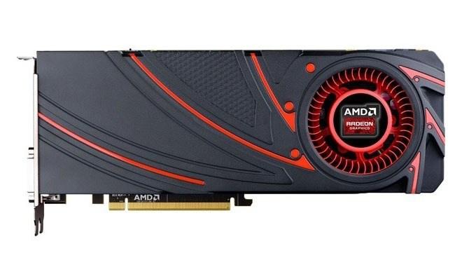 Grafikkarte, AMD Radeon, AMD Radeon R9 290X, AMD Radeon R9