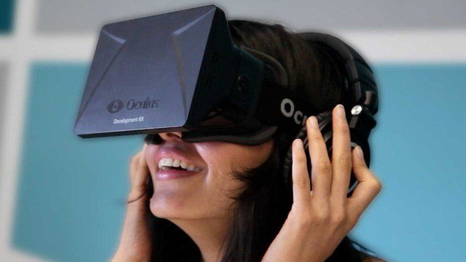 Cyberbrille, Oculus Rift, Oculus VR