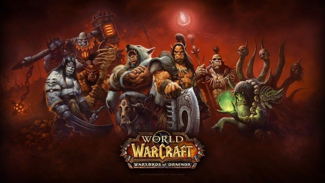 Mmorpg, World of Warcraft, Wow, Warlords of Draenor