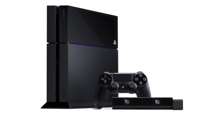 PlayStation 4, PS4, Sony PlayStation 4, Design