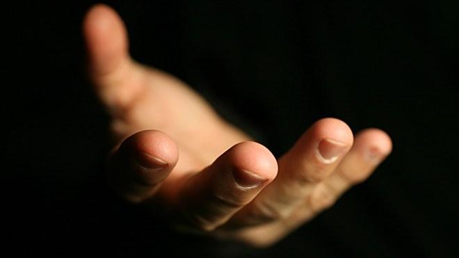 Finger, Hand, Mensch