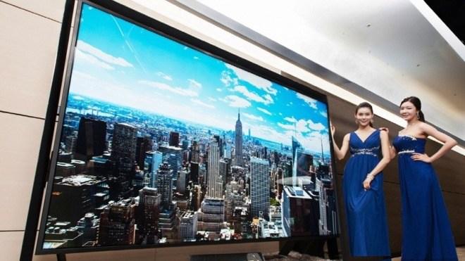 Samsung, Tv, Fernseher, 4K, Ultra HD