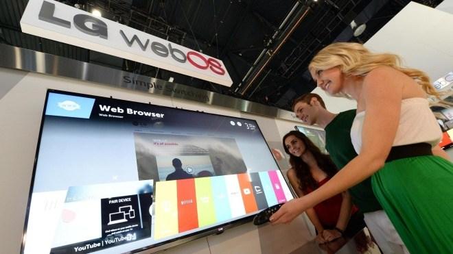 LG, Webos, Ces 2014, Smart TV, Smart-TV