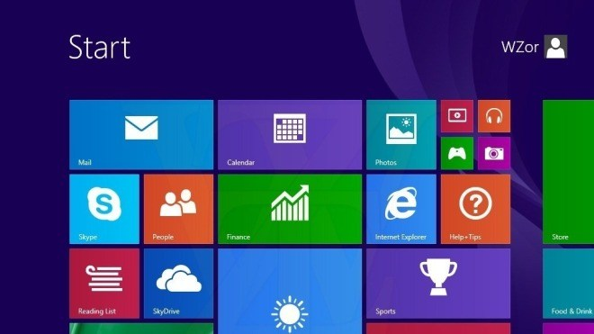 Microsoft, Windows 8, Windows 8.1, Design, Metro, Interface, Oberfl�che, Metro UI, Windows 9, Windows Threshold