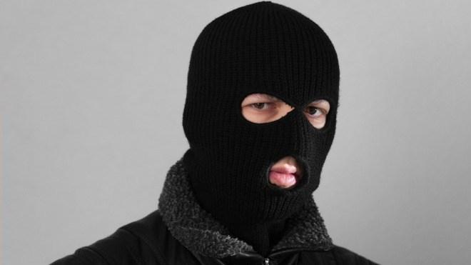 Kriminalit�t, Anonymit�t, Maske