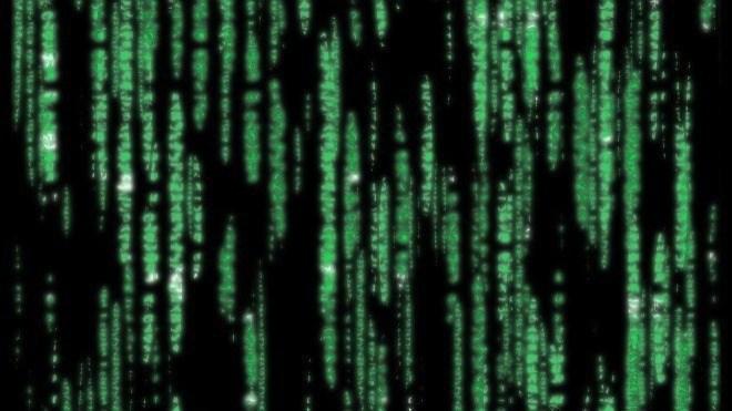 Daten, Matix, Datenvisualisierung