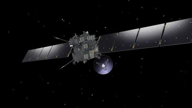 Raumfahrt, Esa, Rosetta
