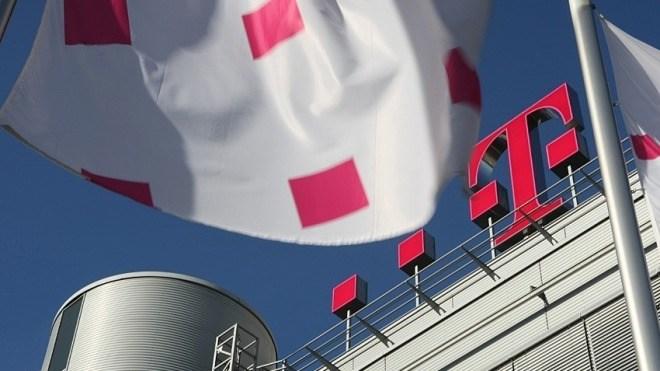 Logo, Deutsche Telekom, Telekom, Flagge, Telekommunikationsunternehmen