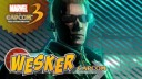 Marvel vs. Capcom 3: Fate of Two Worlds - Challenger Wesker
